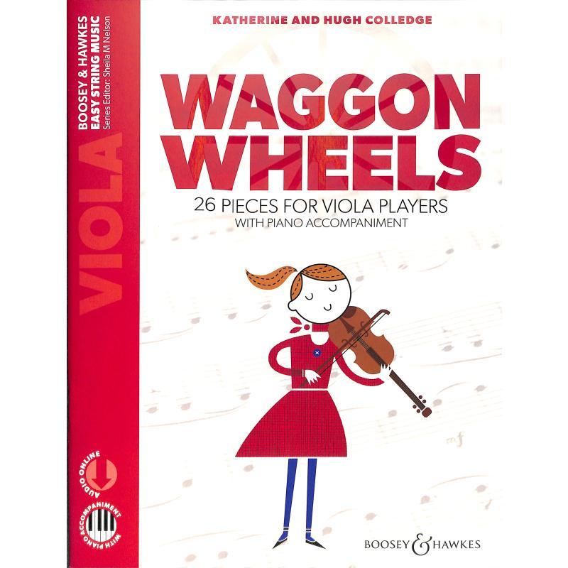 Titelbild für BH 1100084 - WAGGON WHEELS