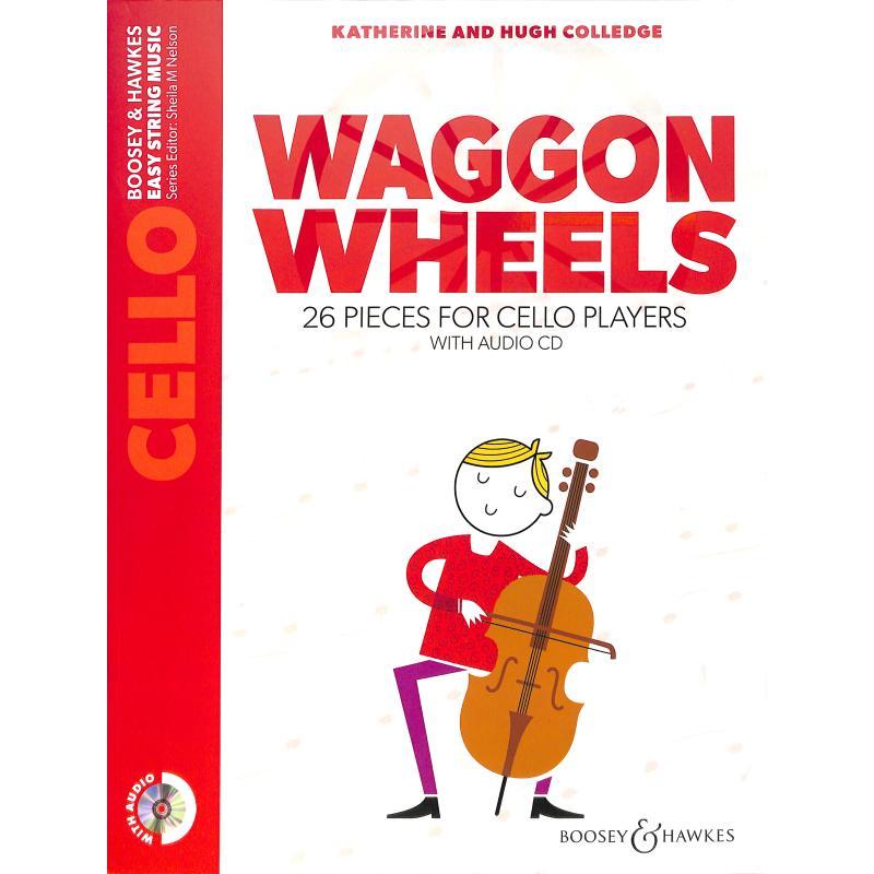Notenbild für BH 1200303 - WAGGON WHEELS