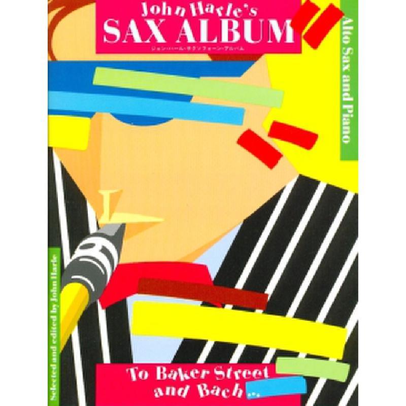 Titelbild für BH 2400025 - SAX ALBUM