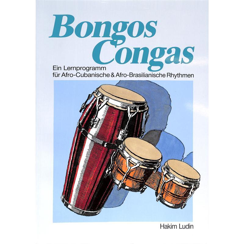 Titelbild für BM -P803 - BONGOS CONGAS (PERCUSSION 2)