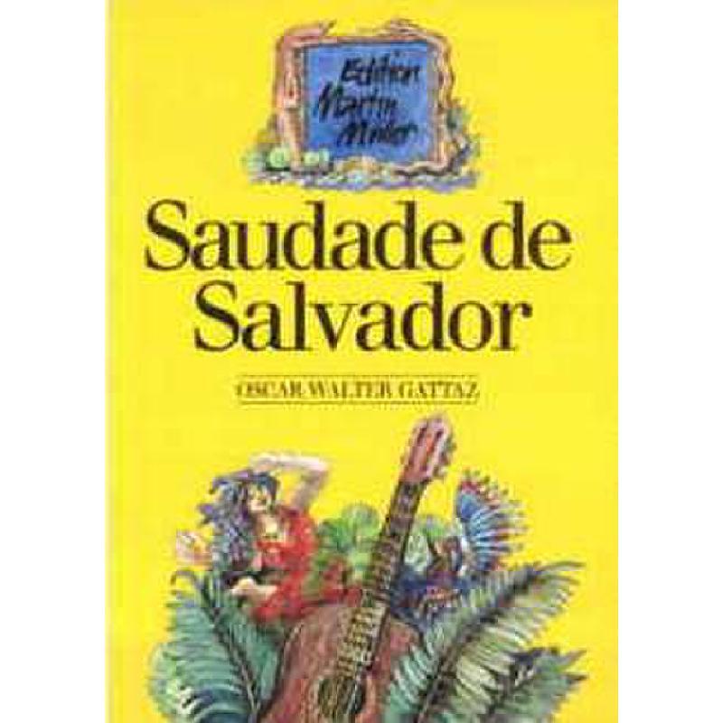 Titelbild für BM -E405 - SAUDADE DE SALVADOR 1