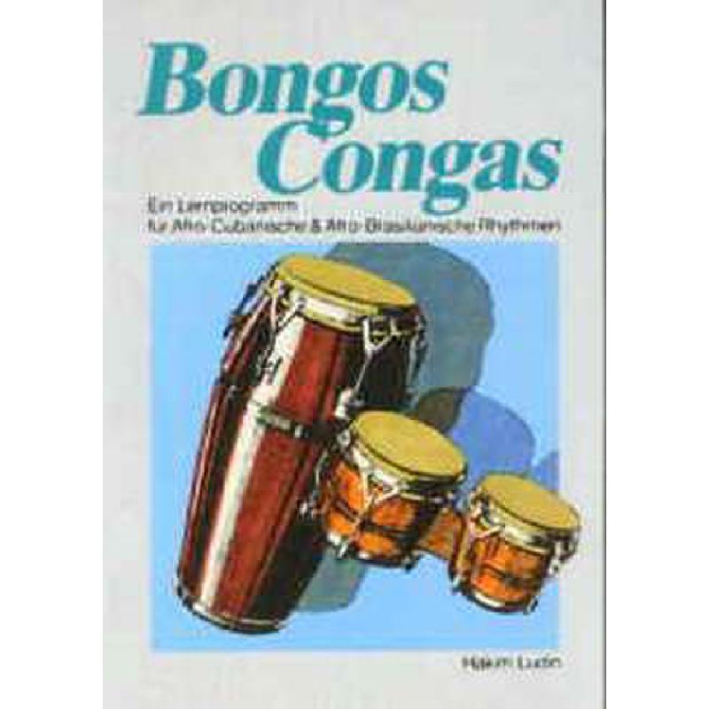 Titelbild für BM -P804 - BONGOS CONGAS 1 + 2