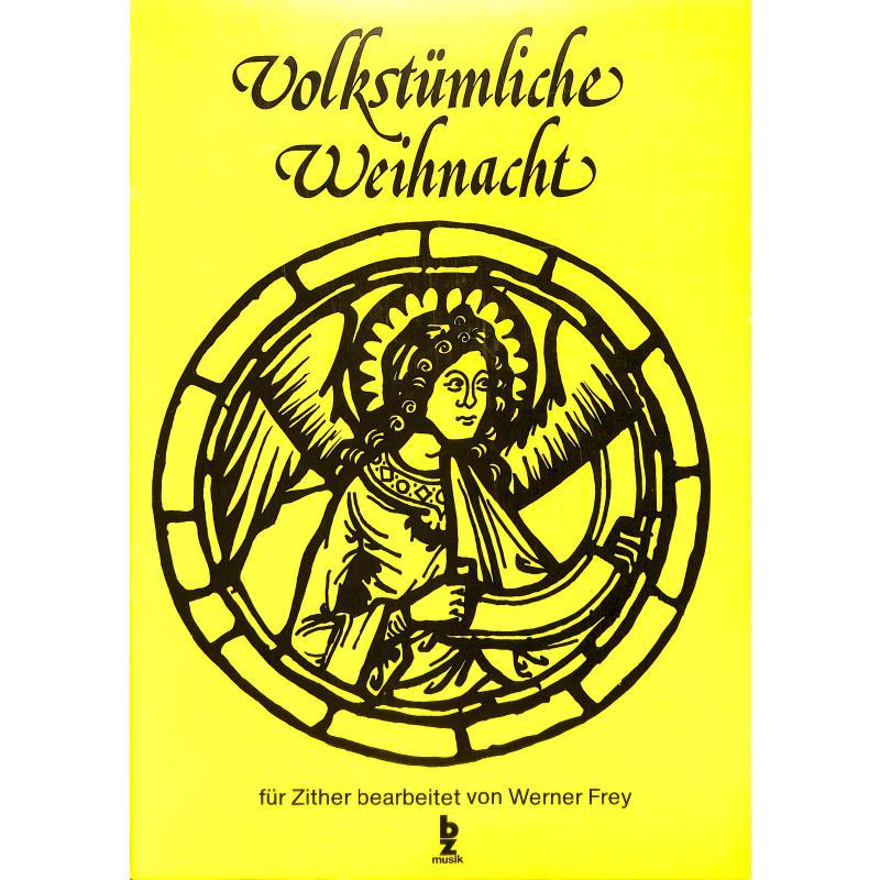 Titelbild für BZ 18 - VOLKSTUEMLICHE WEIHNACHT