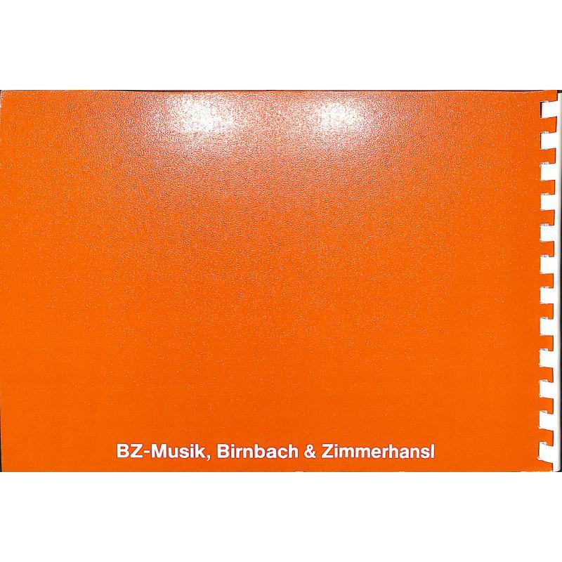 Notenbild für BZ 57 - VOLKSTUEMLICHE WEIHNACHT