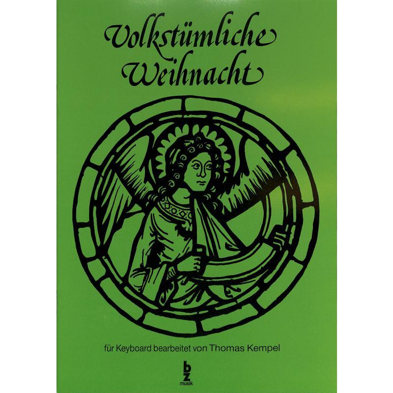 Titelbild für BZ 93 - VOLKSTUEMLICHE WEIHNACHT