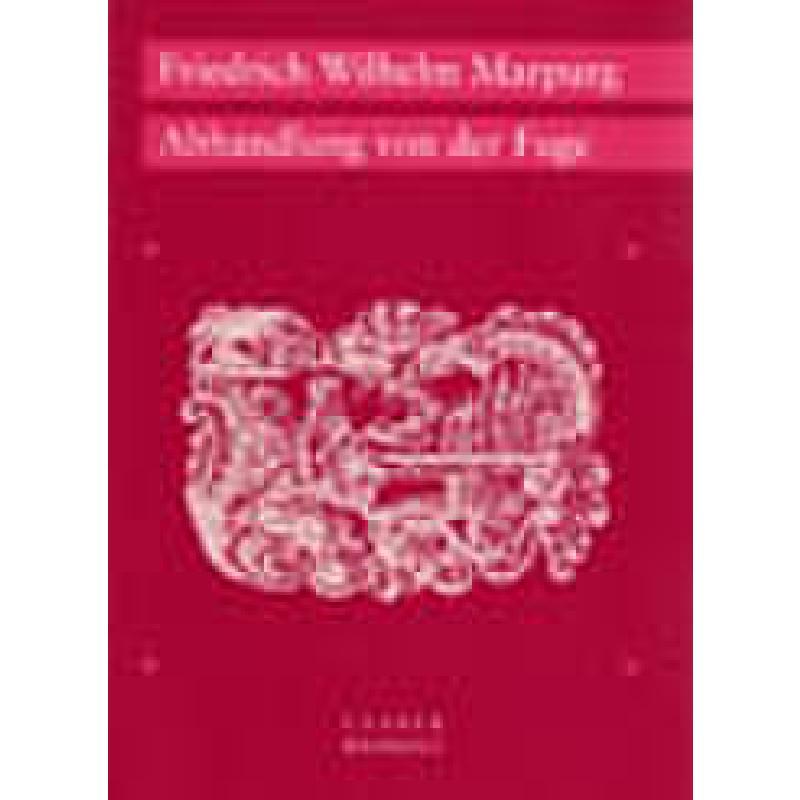 Titelbild für LAABER 1311 - ABHANDLUNG VON DER FUGE