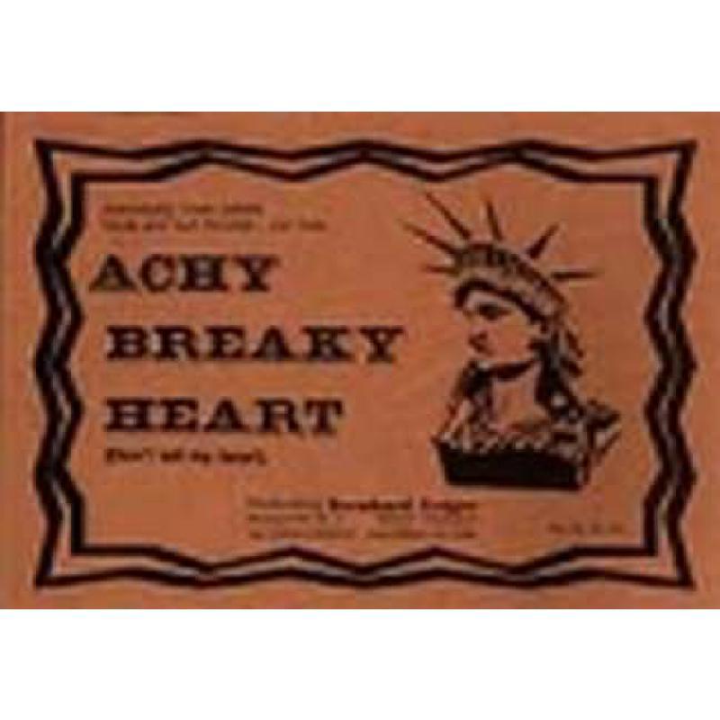 Titelbild für GEIGER 01-34-BB - ACHY BREAKY HEART