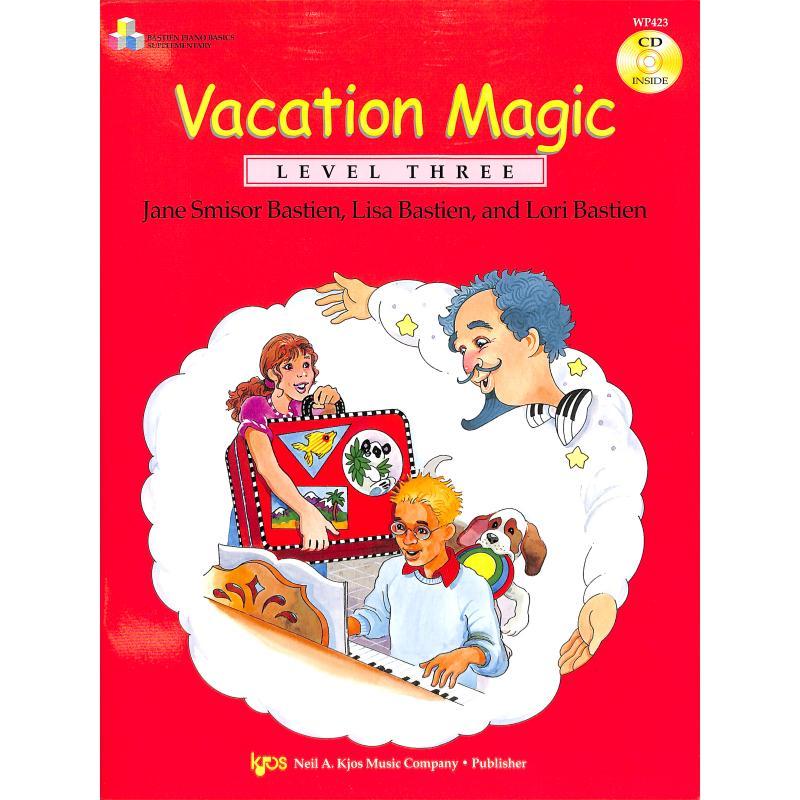 Titelbild für KJOS -WP423 - VACATION MAGIC - STUFE 3