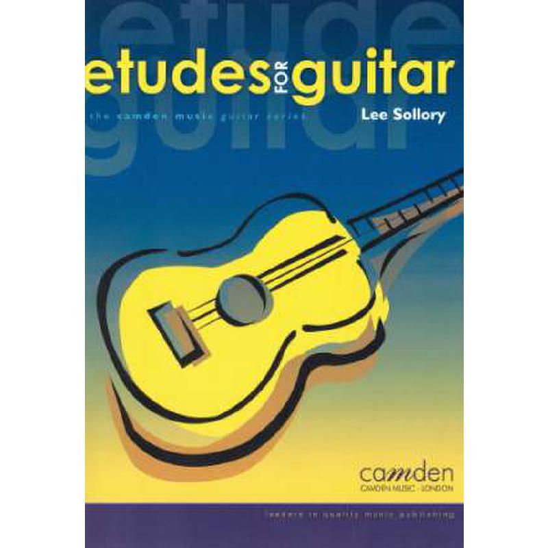 Titelbild für CAMDEN 193 - ETUDES FOR GUITAR
