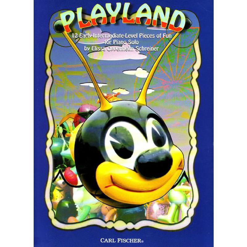Titelbild für CF -PL1006 - PLAYLAND