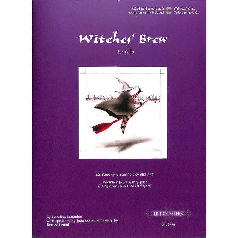 Titelbild für EP 7677A - WITCHES' BREW - HEXENKESSEL