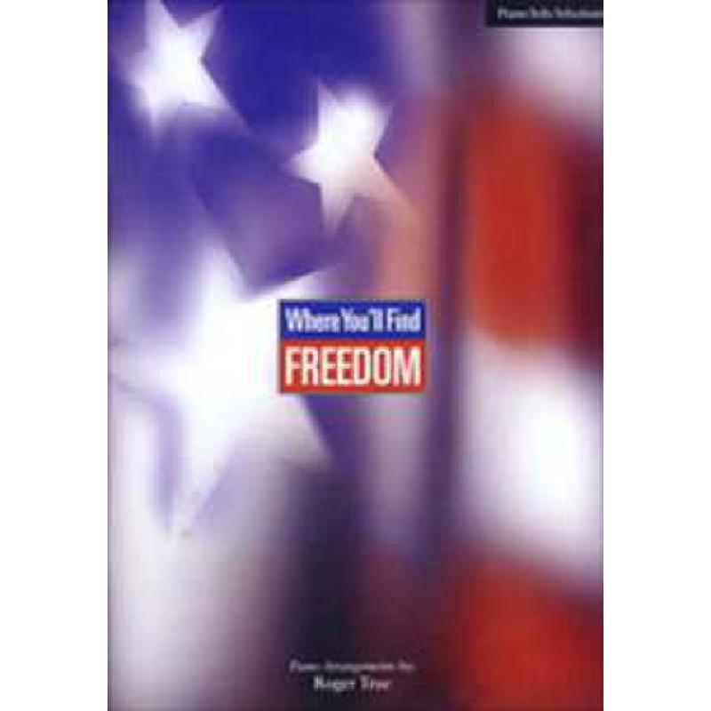 Titelbild für MB 20369BCD - WHERE YOU'LL FIND FREEDOM