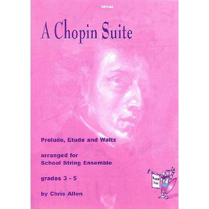 Titelbild für SPARTAN 644 - A CHOPIN SUITE