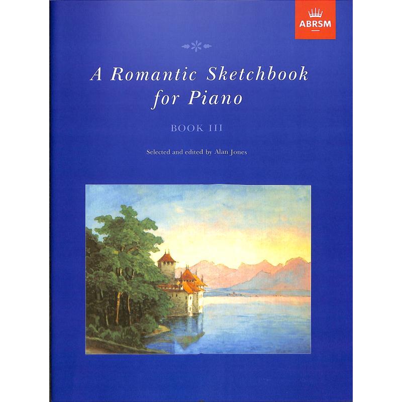 Titelbild für 978-1-85472-717-6 - A romantic sketchbook 3
