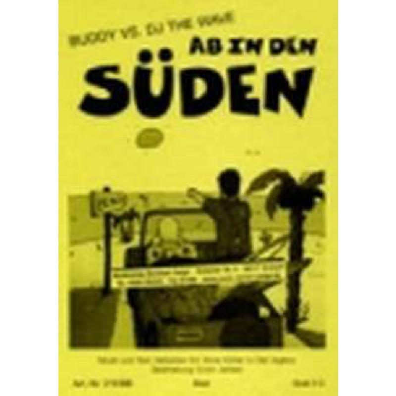 Titelbild für GEIGER 219-BB - AB IN DEN SUEDEN