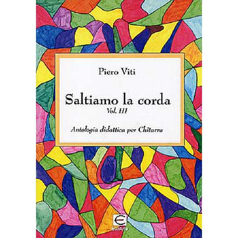 Titelbild für EAP 0287 - SALTIAMO LA CORDA 3