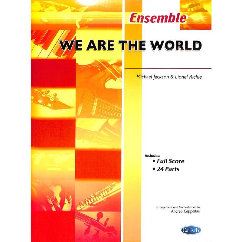 Titelbild für ML 2374 - WE ARE THE WORLD