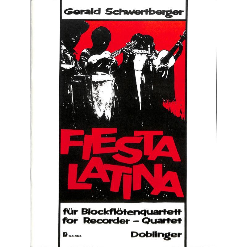 Produktinformationen zu FIESTA LATINA DO 04454