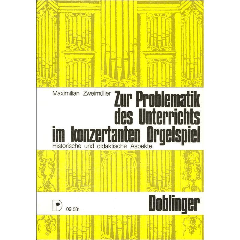 Titelbild für DO 09581 - ZUR PROBLEMATIK DES UNTERRICHTS