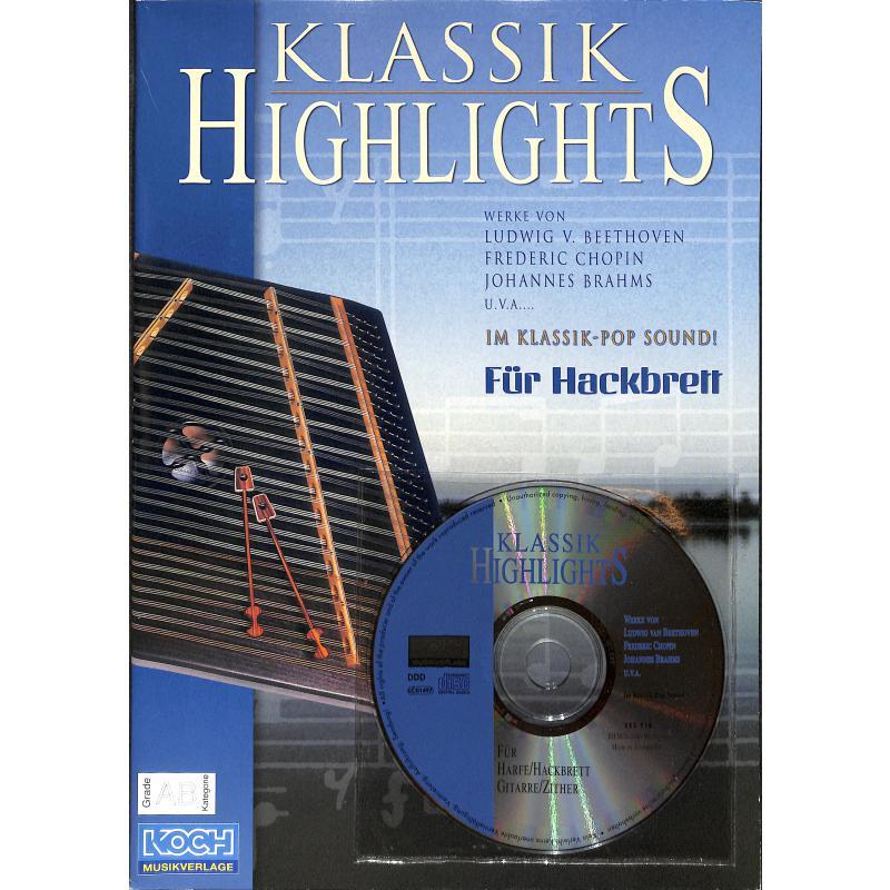 Titelbild für ECHO 023594 - KLASSIK HIGHLIGHTS