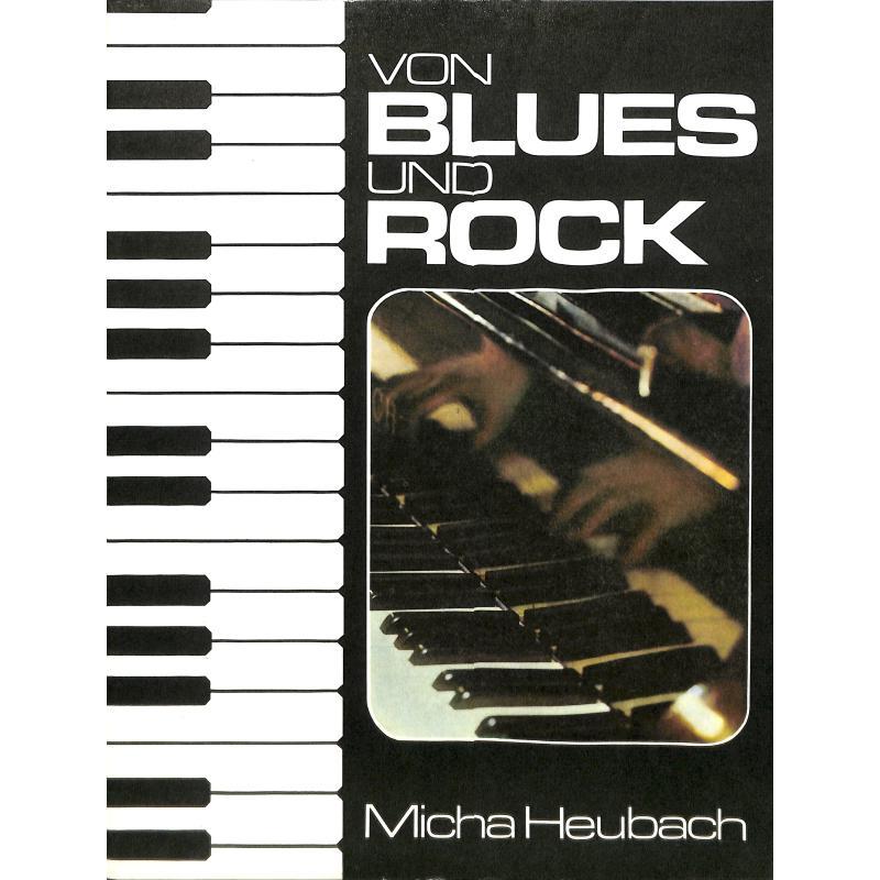 Titelbild für DV 32100 - VON BLUES + ROCK