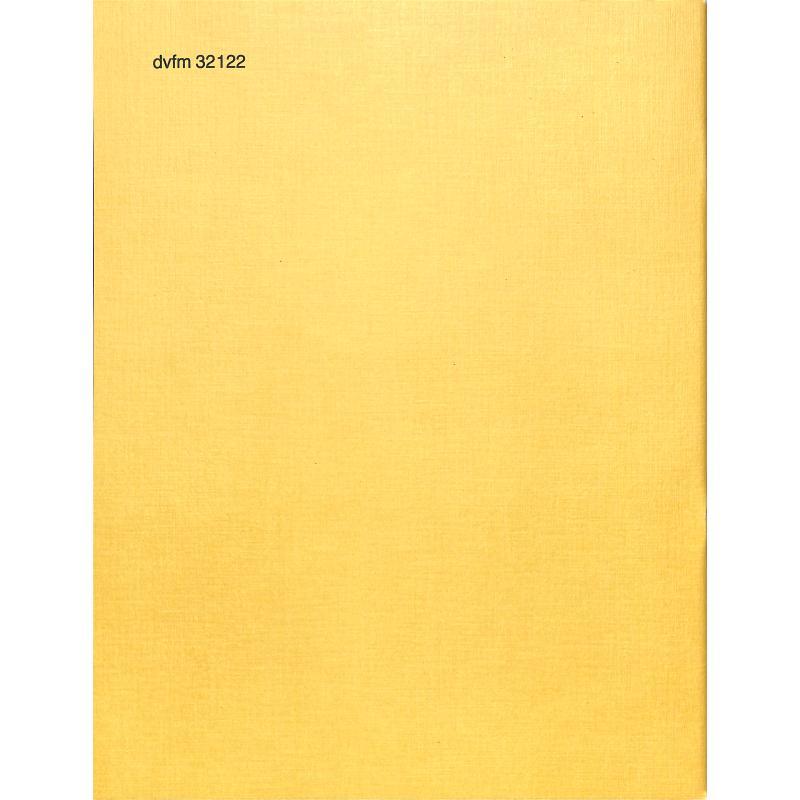 Notenbild für DV 32122 - ZUM UEBEN + KONZERTIEREN