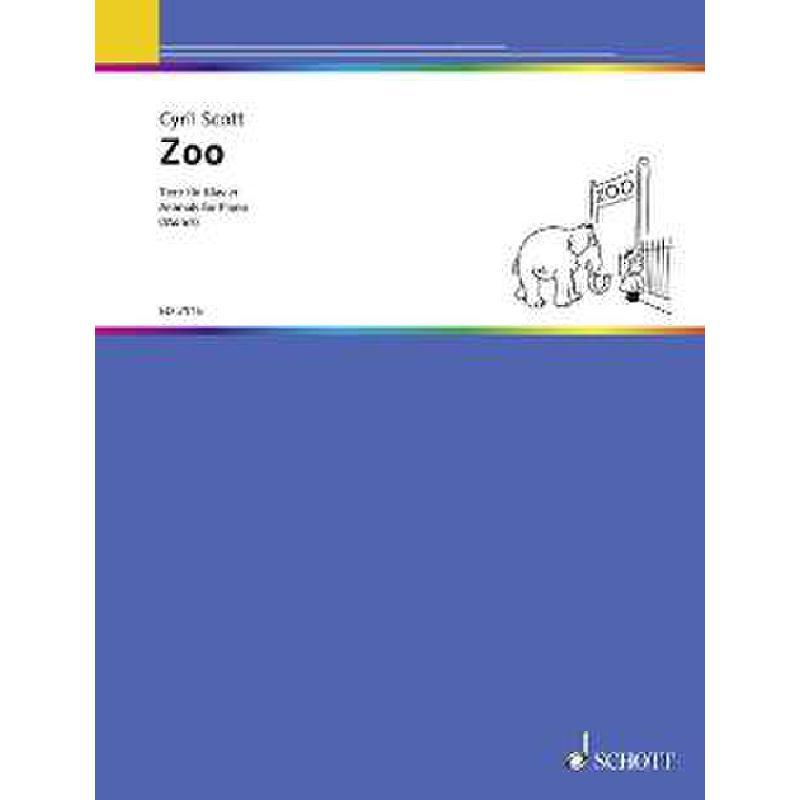 Titelbild für ED 2115 - ZOO