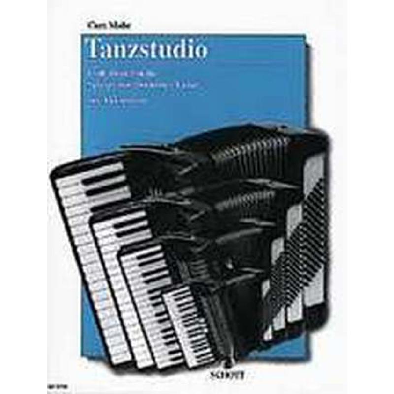 Titelbild für ED 4706 - TANZSTUDIO