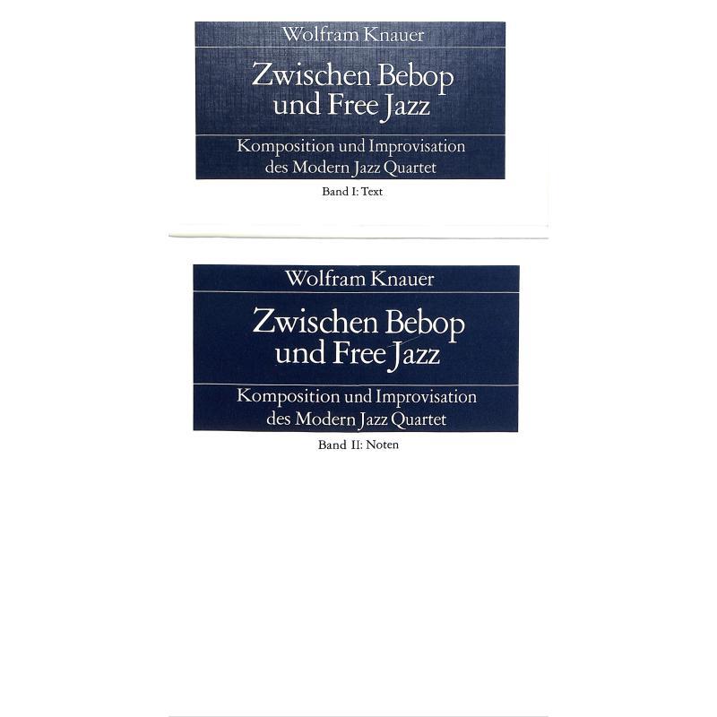 Titelbild für ED 7869 - ZWISCHEN BEBOP + FREE JAZZ