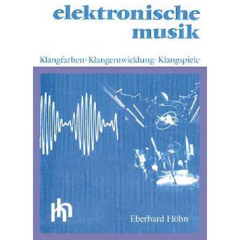Titelbild für ED 8849 - ELEKTRONISCHE MUSIK