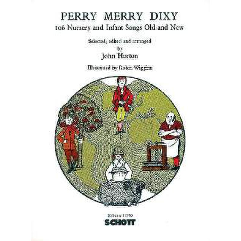 Titelbild für ED 11159 - PERRY MERRY DIXY