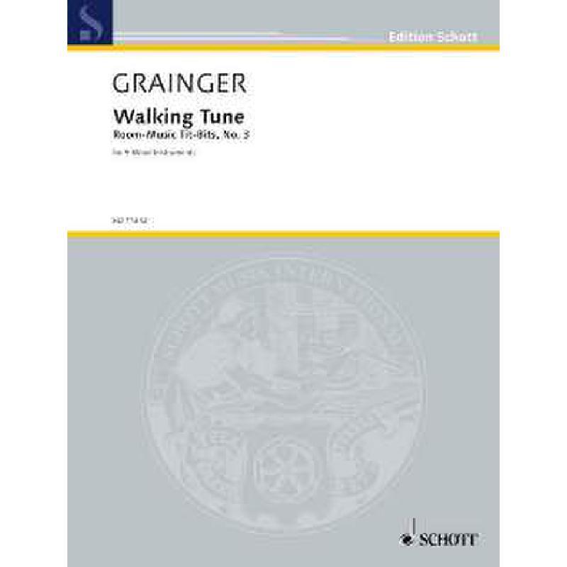 Titelbild für ED 11342 - WALKING TUNE