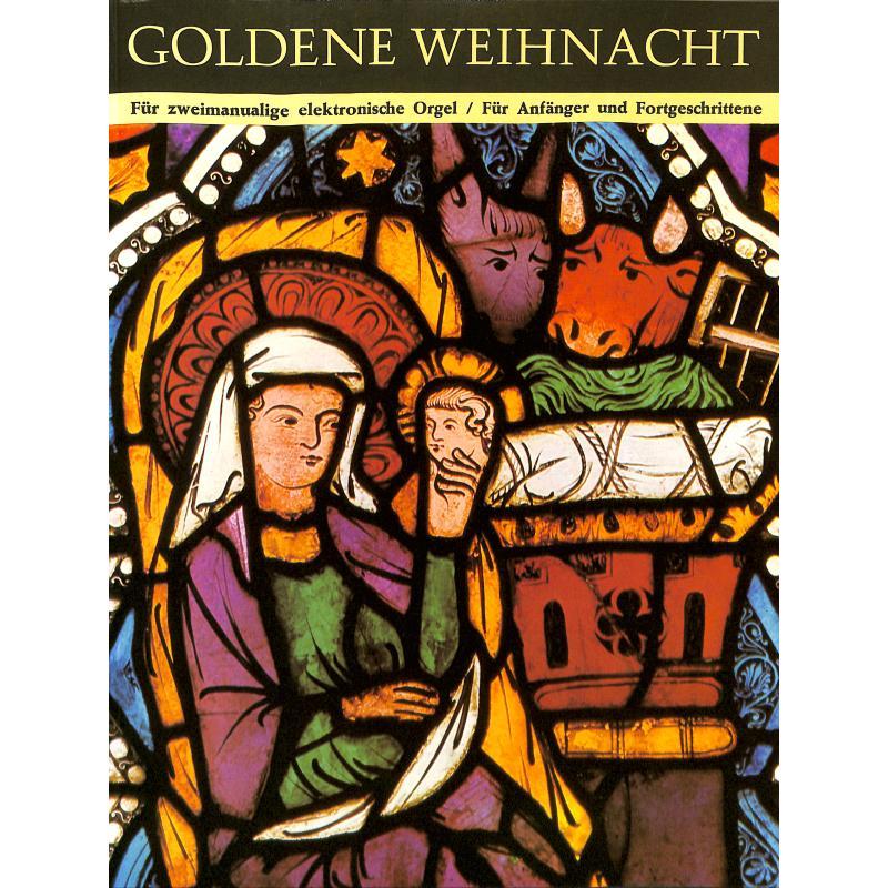Titelbild für HGEM 2558 - GOLDENE WEIHNACHT