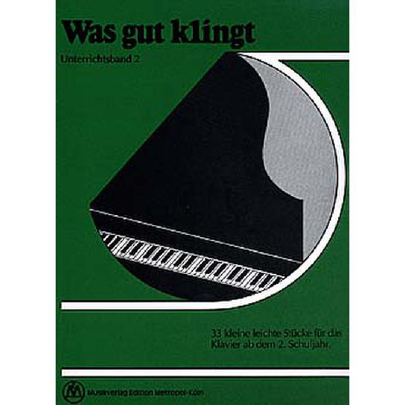 Titelbild für METEMB 102 - WAS GUT KLINGT 2