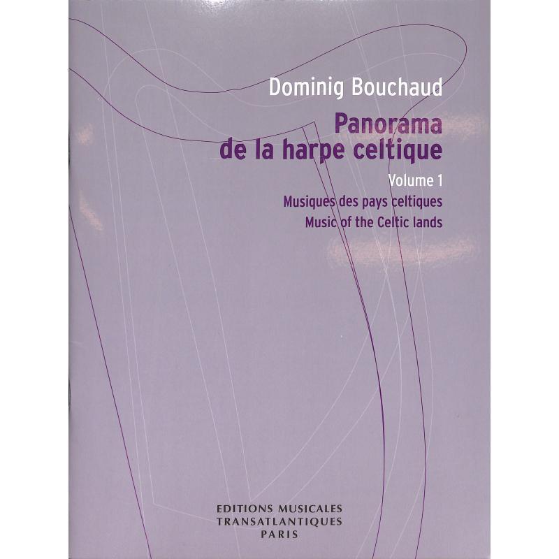 Titelbild für ETR 1761 - PANORAMA DE LA HARPE CELTIQUE