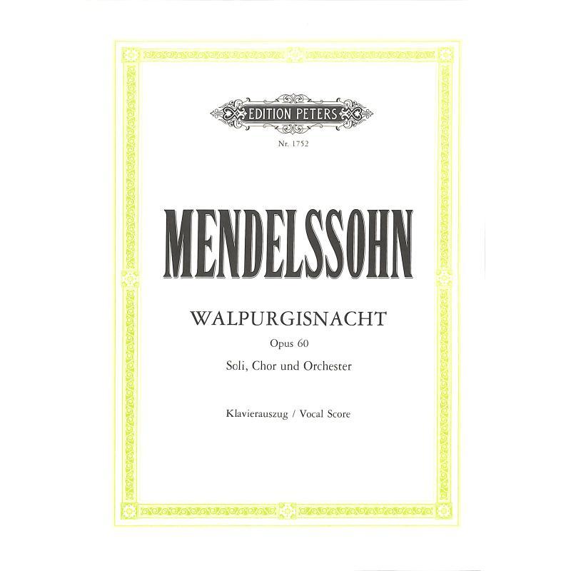 Titelbild für EP 1752 - WALPURGISNACHT