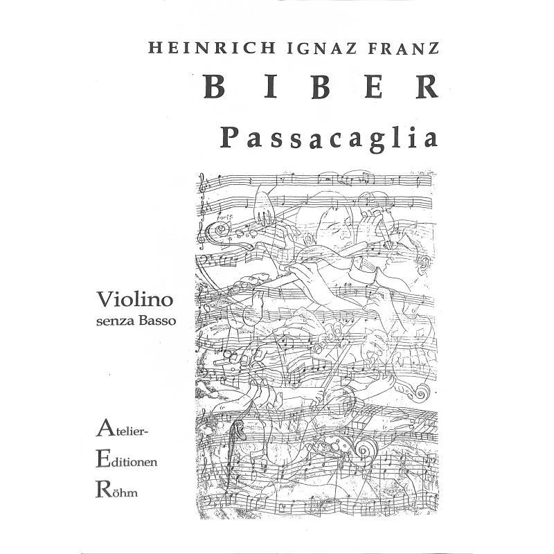 Titelbild für AER 001 - PASSACAGLIA