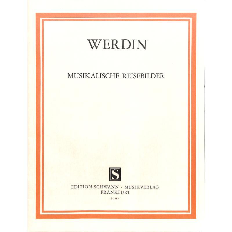 Titelbild für EPS 2385 - MUSIKALISCHE REISEBILDER