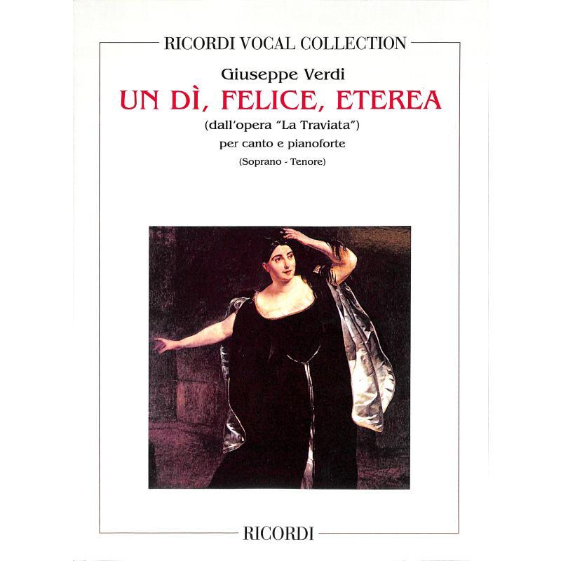 Titelbild für NR 110211 - UN DI FELICE ETEREA (TRAVIATA)
