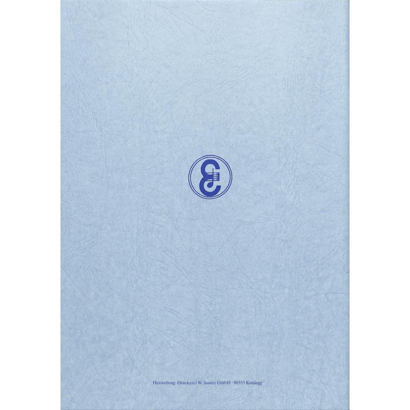 Notenbild für ERDMANN 5749 - VOLKSTUEMLICHE SCHULE BD 2