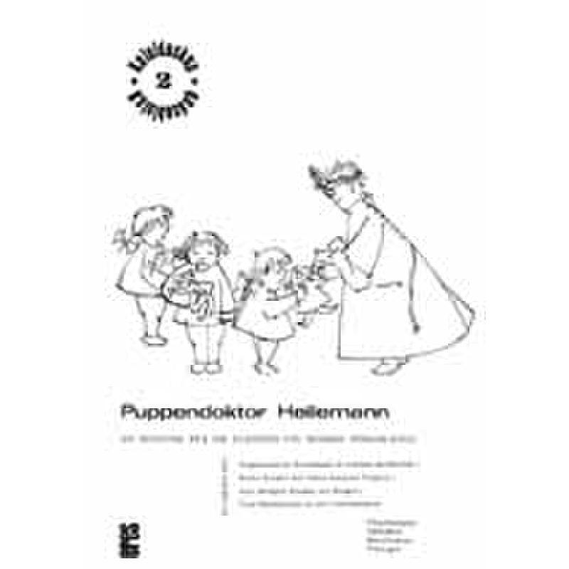 Titelbild für ERES 2 - PUPPENDOKTOR HEILEMANN