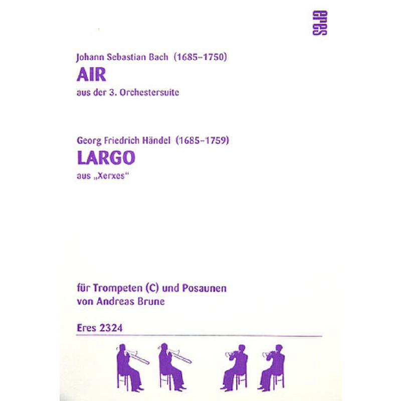 Titelbild für ERES 2324 - AIR + LARGO