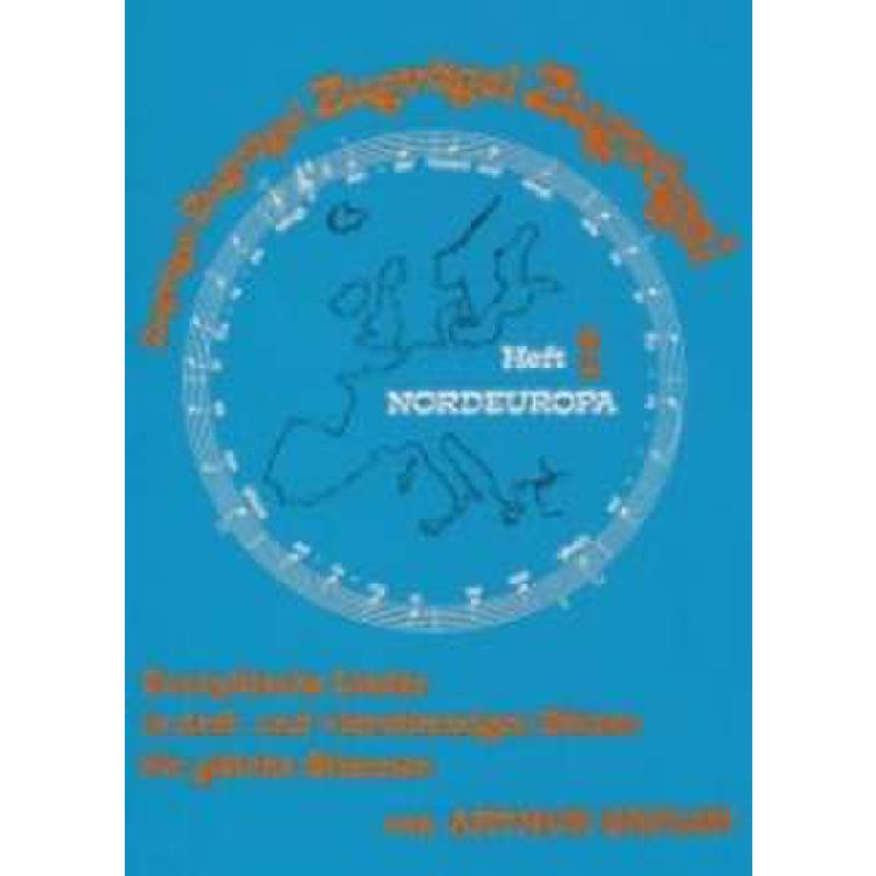 Titelbild für FIDULA 6091 - ZUGVOEGEL 1 - NORDEUROPA