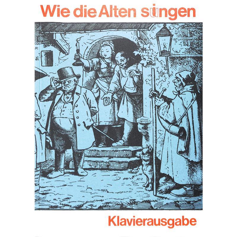 Titelbild für FIDULA 124 - WIE DIE ALTEN SINGEN