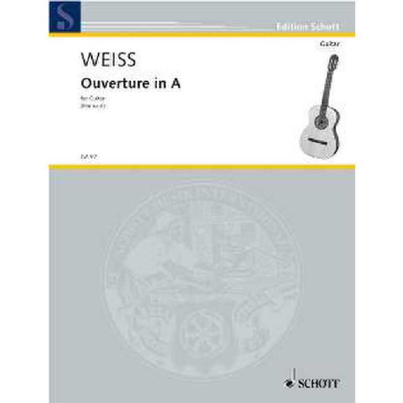 Titelbild für GA 97 - OUVERTUERE A