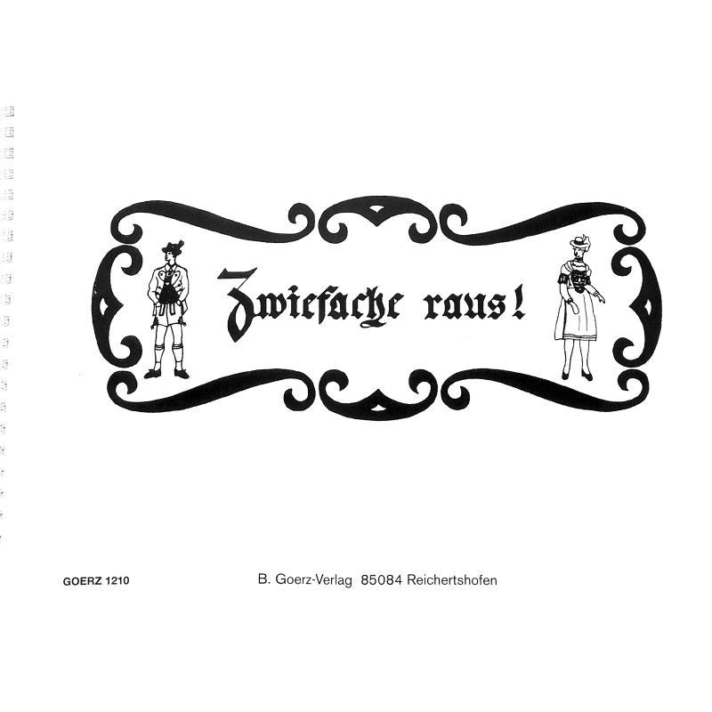 Titelbild für GOERZ 1210 - ZWIEFACHE RAUS