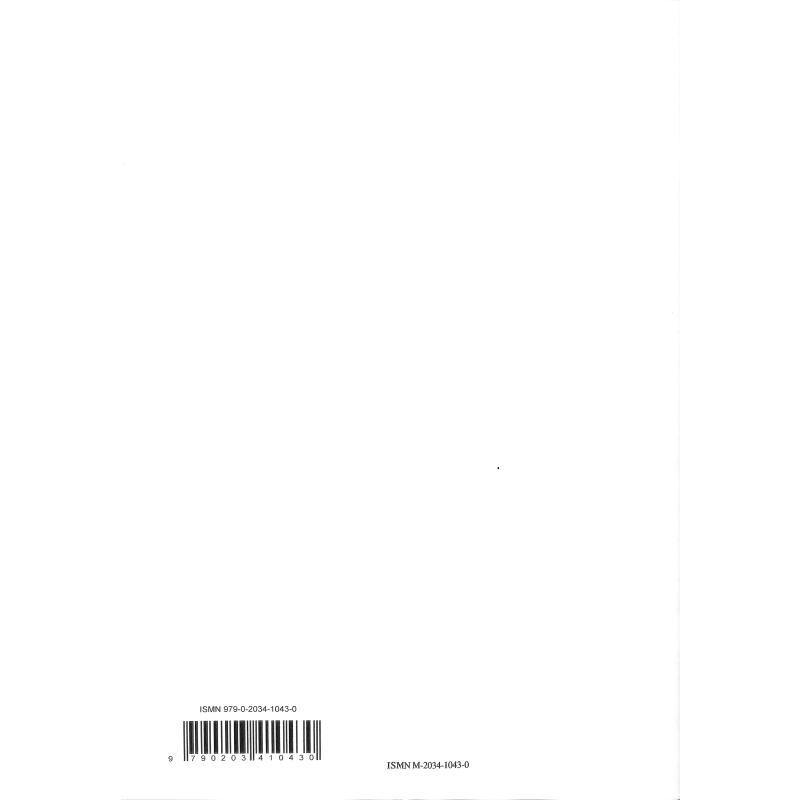 Notenbild für FH 1043 - SNARE DRUMS & TOMS