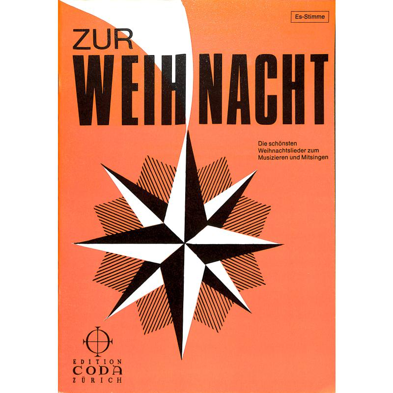 Titelbild für CODA 8006 - ZUR WEIHNACHT
