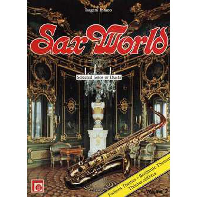 Titelbild für EMZ 2107634 - SAX WORLD 2