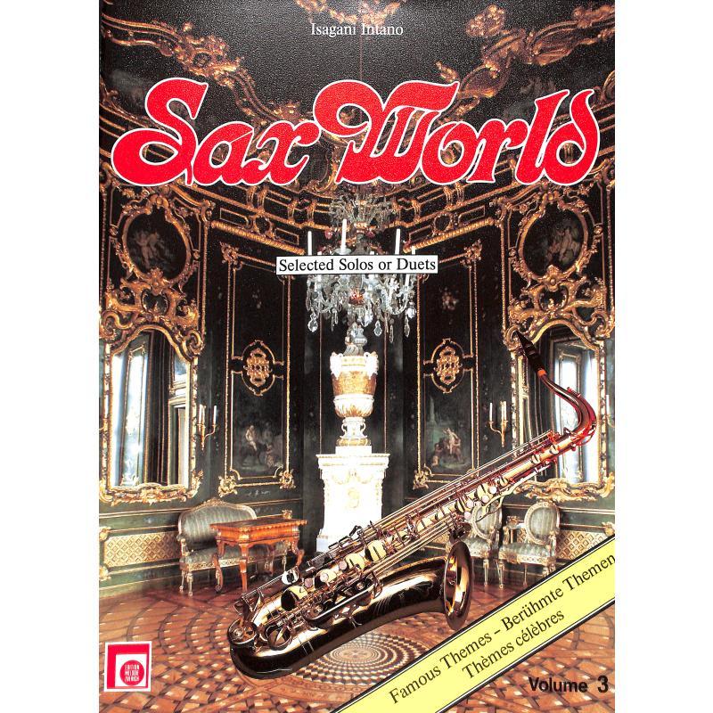 Titelbild für EMZ 2107635 - SAX WORLD 3